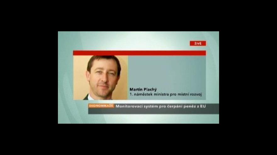 Video Rozhovor s Martinem Plachým