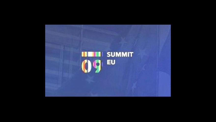 Video Studio ČT24 k summitu EU 14:00