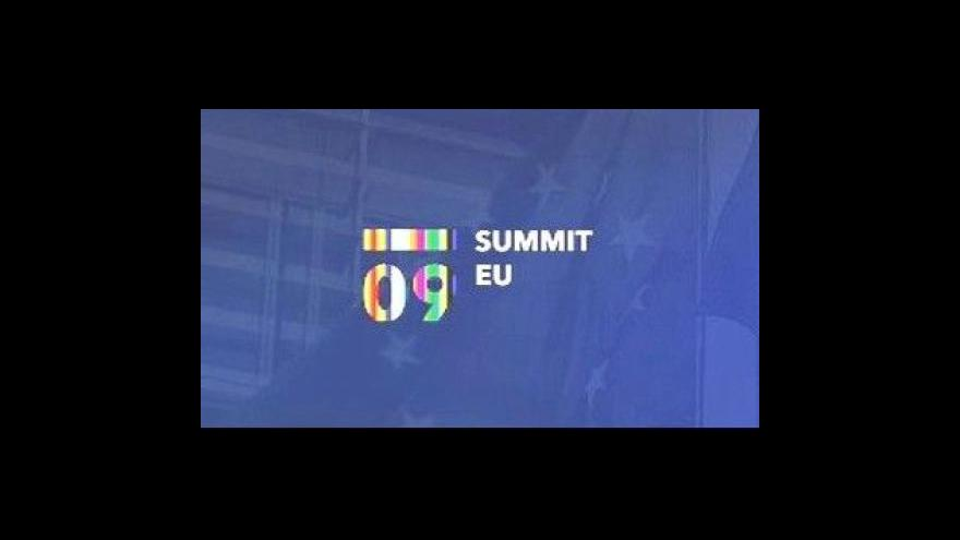 Video Studio ČT24 k summitu EU 13:00