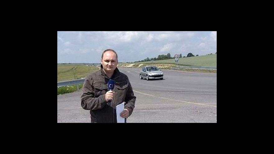 Video Reportáž a vstup Michala Klokočníka