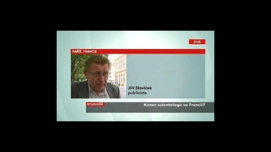 Video Rozhovor s Jiřím Slavíčkem