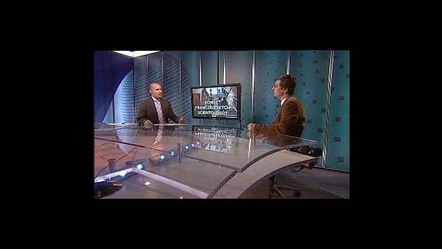 Video Události, komentáře o scientologii