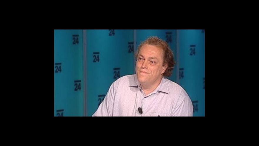 Video Reportáž Martiny Lustigové a rozhovor s Vratislavem Doubkem