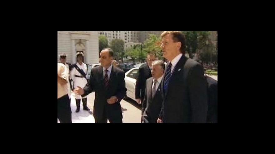 Video Reportáž Olgy Málkové a Adama Kautského