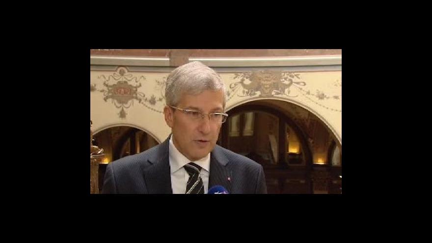 Video Reportáž Michaly Hergetové