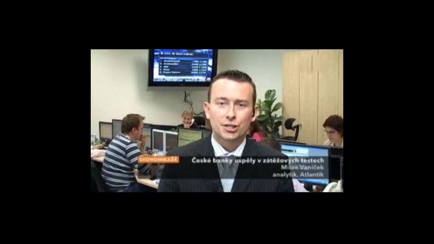 Video Rozhovor s analytikem Milanem Vaníčkem