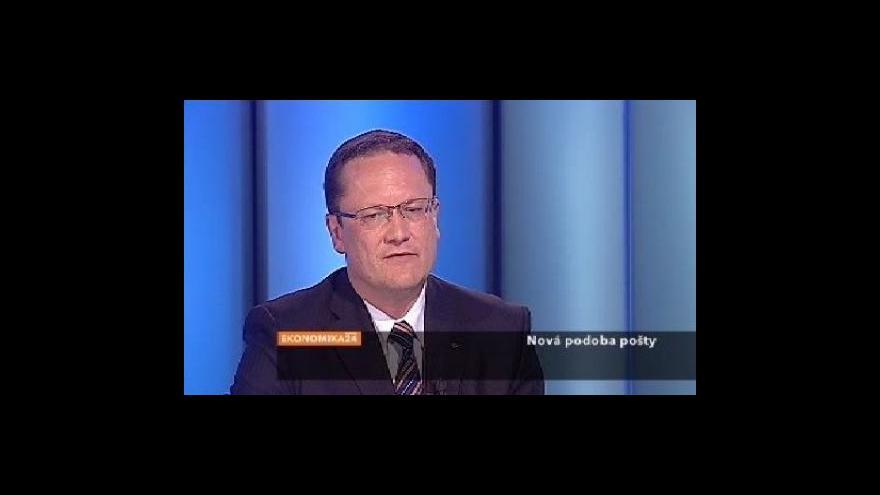 Video Rozhovor s Petrem Sedláčkem
