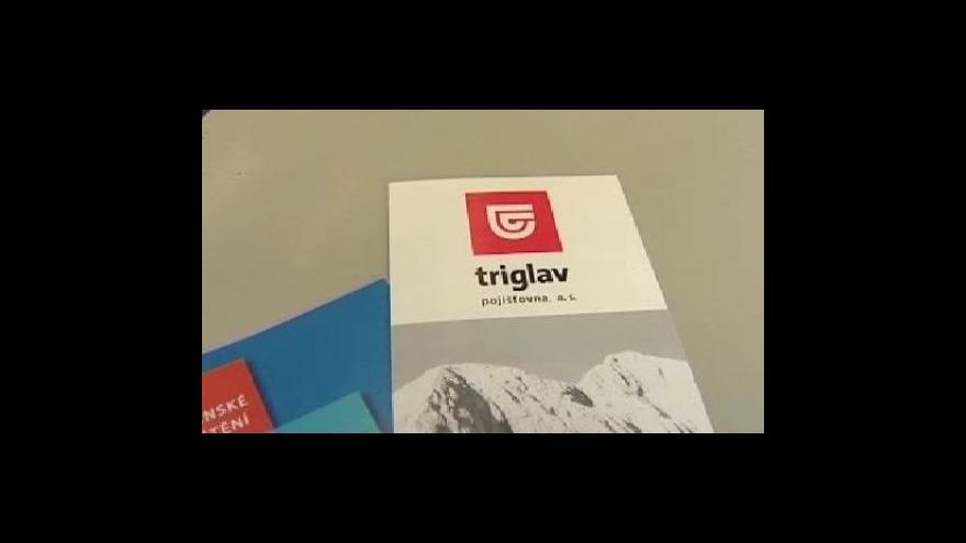 Video Pojišťovna Triglav v insolvenci omylem