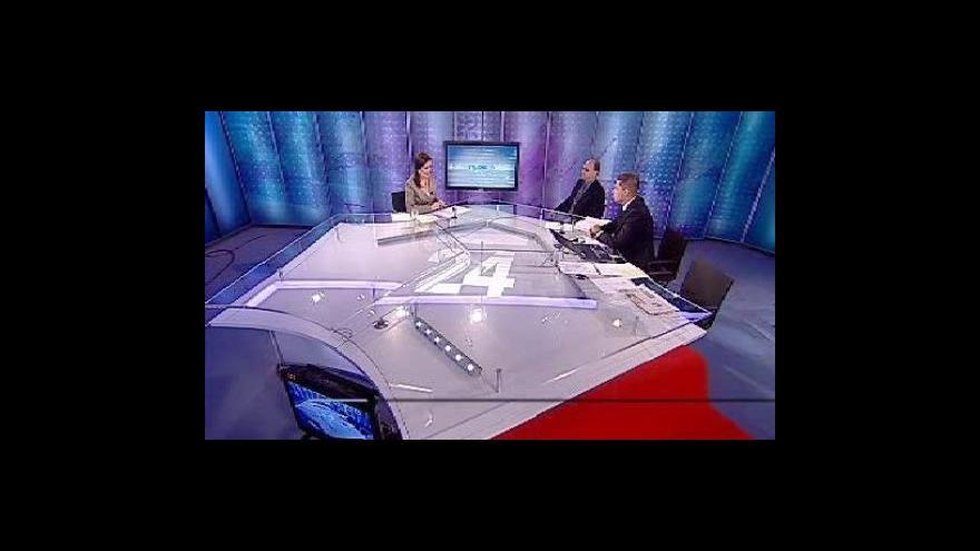 Video Rozhovor s Liborem Svobodou a Alešem Michlem