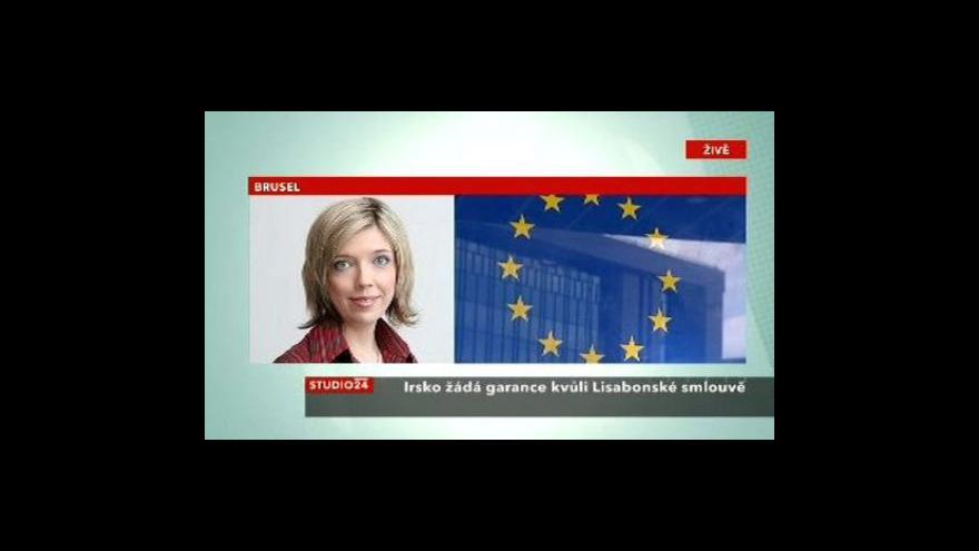 Video Irsko požaduje od unie záruky