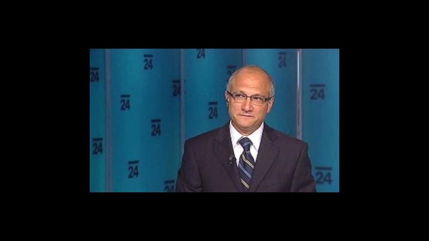 Video Rod Shahidi v pořadu Události, komentáře
