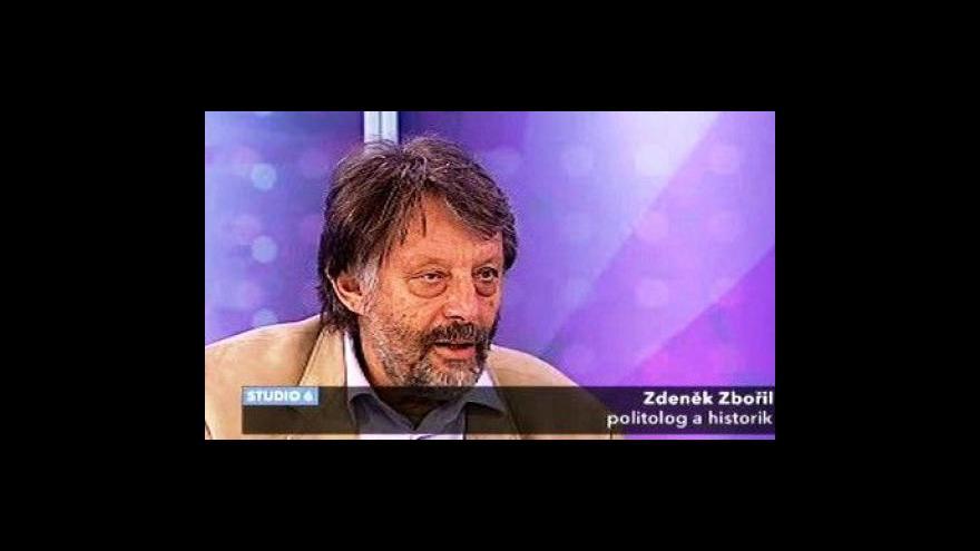 Video Rozhovor s Milanem M. Šimečkou a Zdeňkem Zbořilem