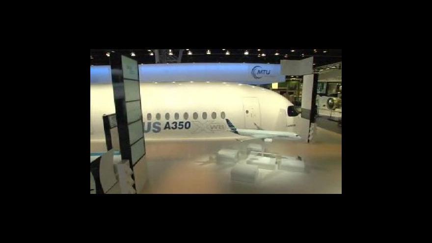Video Aerosalon ve stínu tragédie