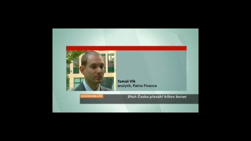 Video Rozhovor s analytikem Tomášem Vlkem