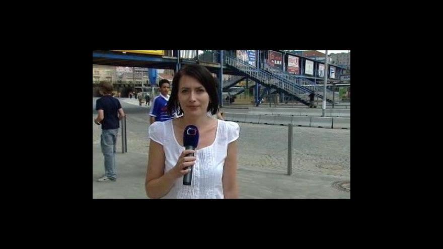 Video Reportáž Pavly Sedliské a Richarda Samka