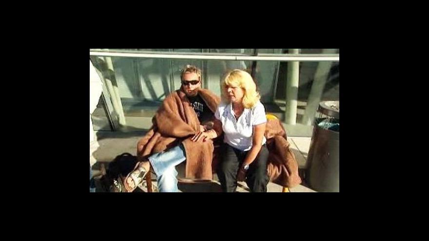 Video Reportáž a vstup Jany Dronské