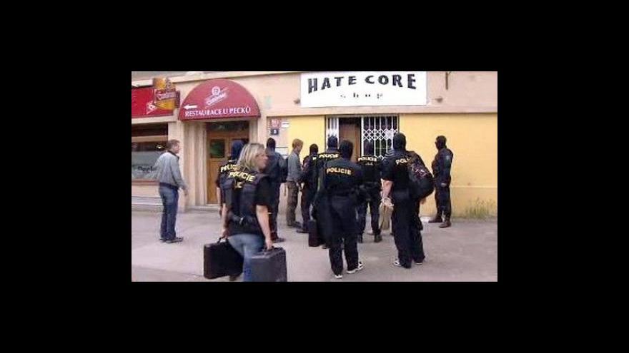 Video Klaus chce tvrdší postup proti extremismu