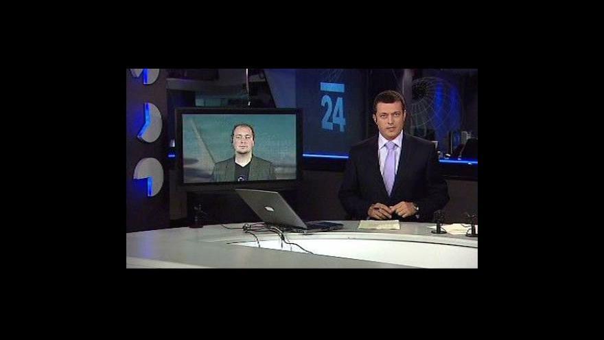 Video Vstup a reportáž Ladislava Jakuba