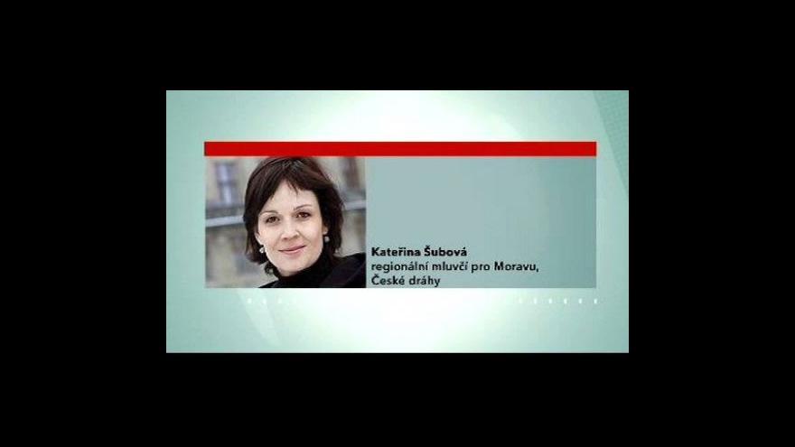 Video Telefonát Kateřiny Šubové