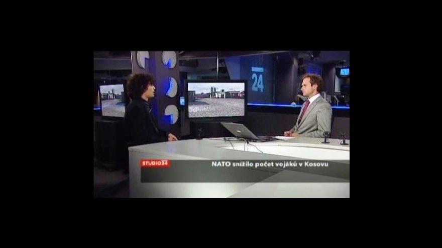 Video Martin Ježek o misi KFOR