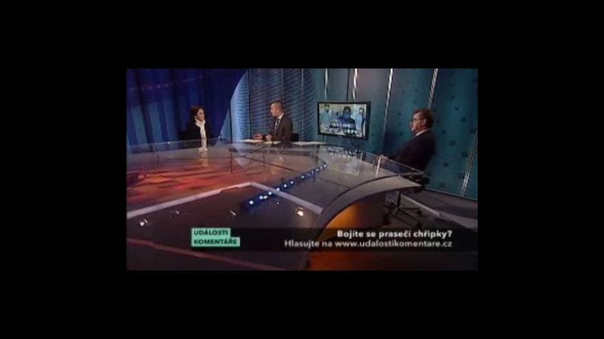 Video Michael Vít a Martina Havlíčková v Událostech, komentářích