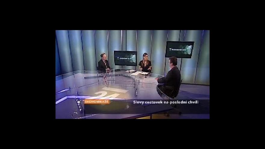 Video Rozhovor s Janem Koláčným a Janem Beránkem