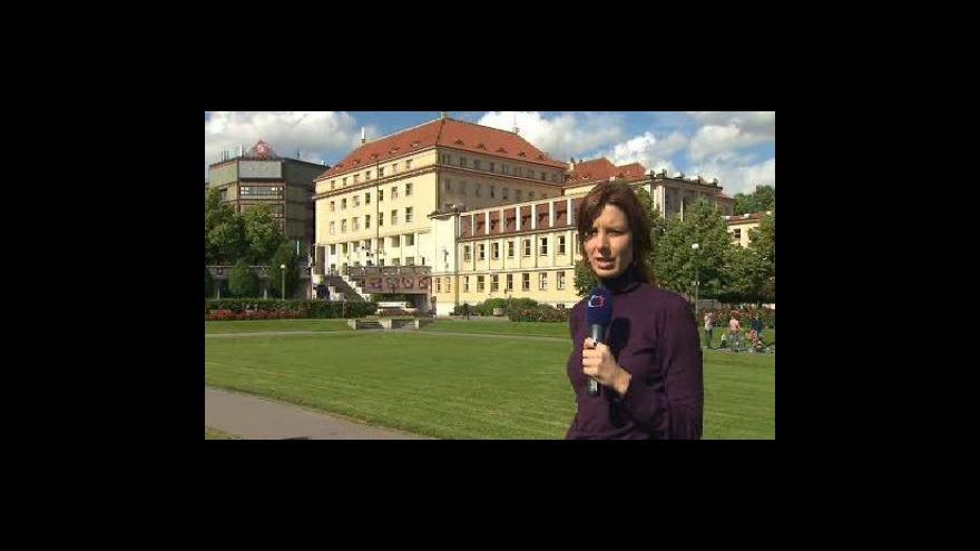 Video Reportáž Markéty Hýlové a Edity Horákové