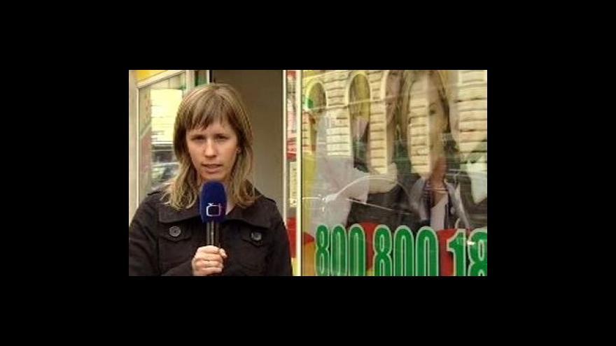 Video Reportáž Terezy Kručinské a Jitky Szászové