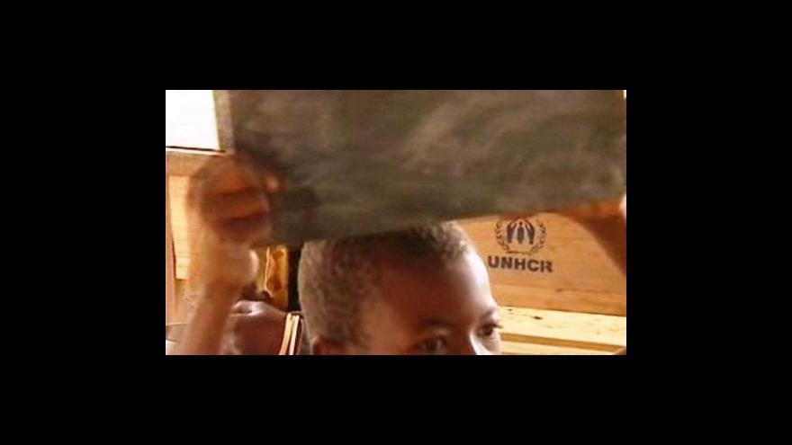 Video Kamerun čelí vlně uprchlíků