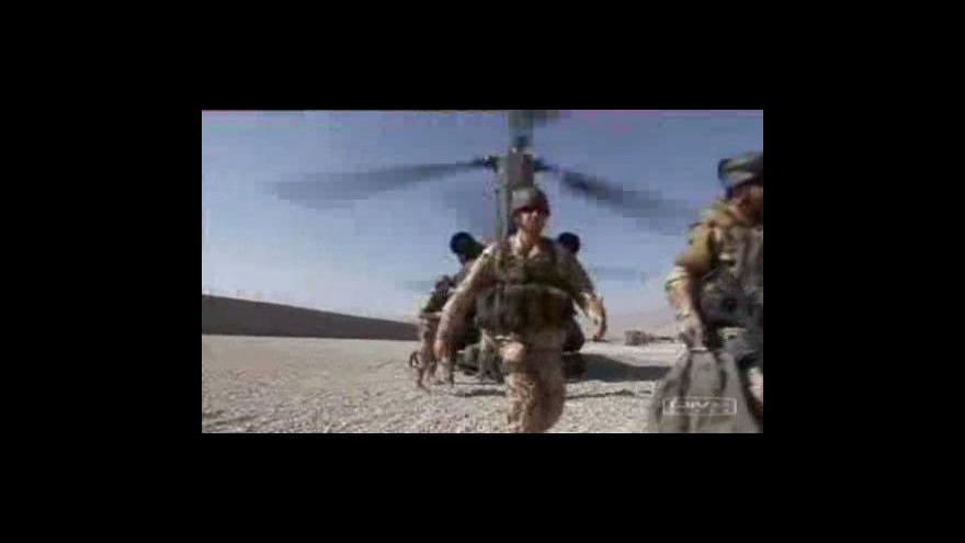 Video Vojáci z jednoty SOG se nemusí bát o práci