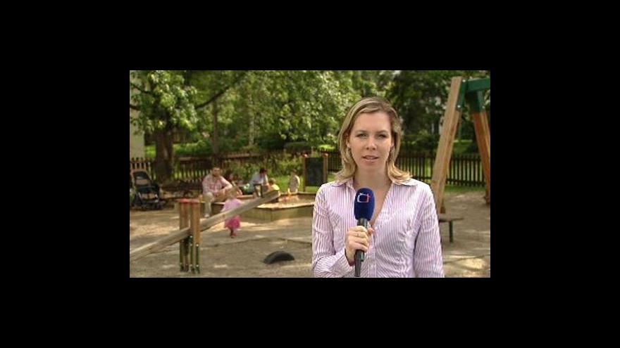 Video Reportáž Josefa Pazderky a Terezy Krásenské