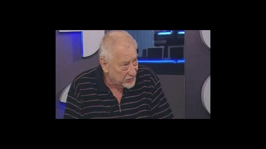 Video Rozhovor s Janem Petránkem