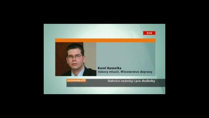Video Rozhovor s Karlem Hanzelkou