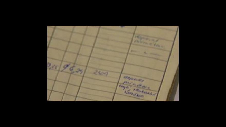 """Video \""""Byrokratický paskvil\"""", kniha jízd, hudbou minulosti"""