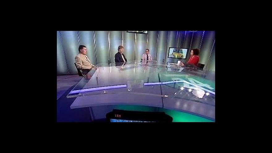 Video Milénium: Auta budoucnosti