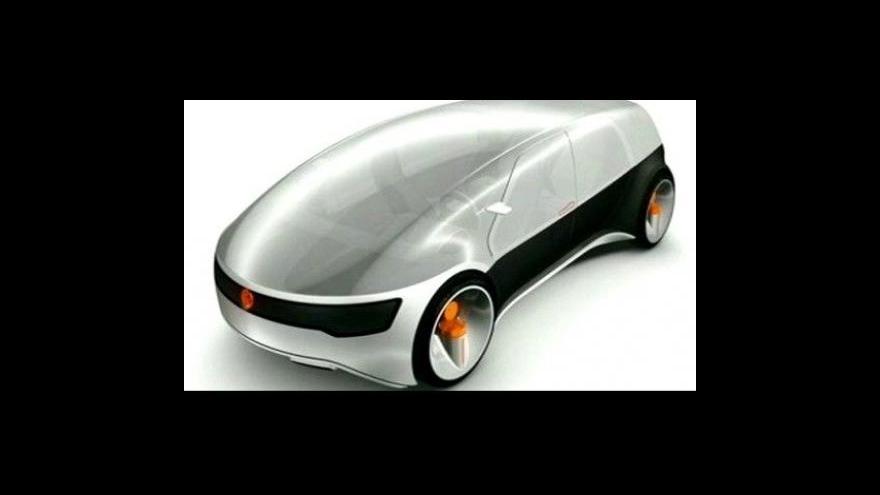 Video V budoucnosti auta překvapí designem a svými možnostmi