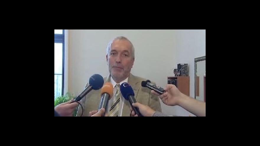 Video Reportáž Petra Malého