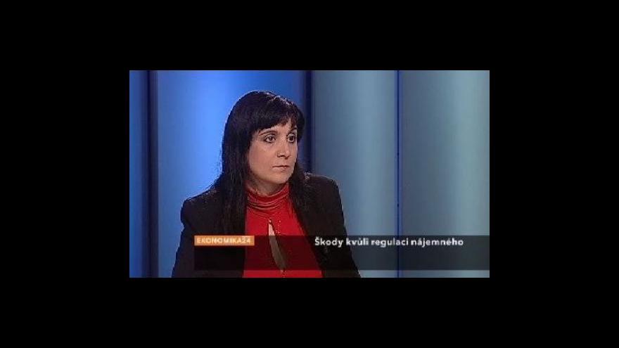 Video Rozhovor s Klárou Samkovou-Veselou