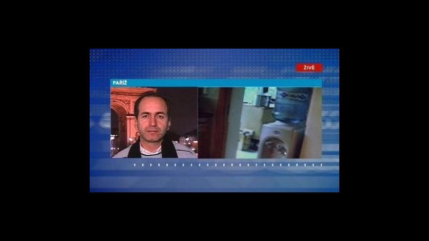 Video Telefonát Jana Šmída