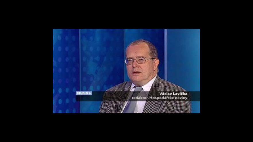 Video Hana Scharffová a Václav Lavička o krachu Arcandoru