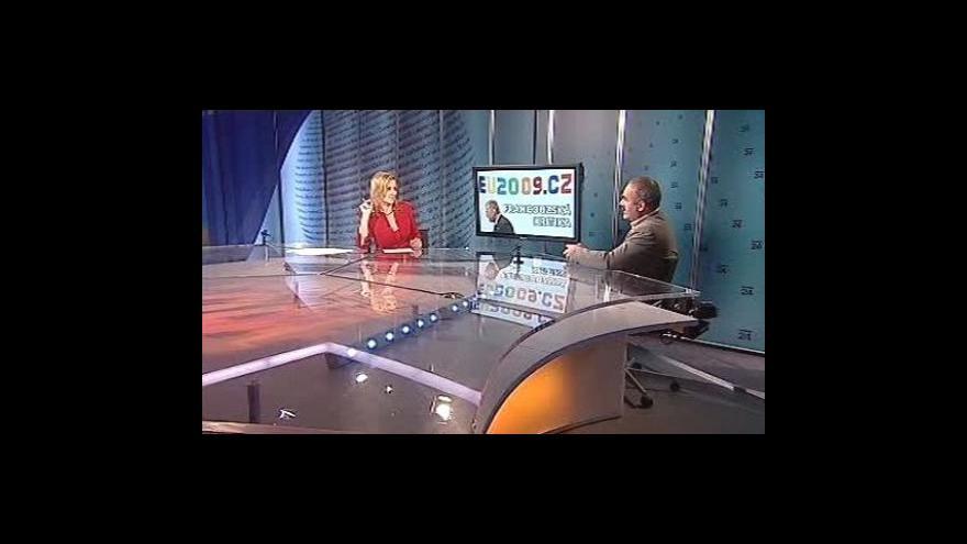 Video Fabrice Martin - Plichta v Událostech, komentářích