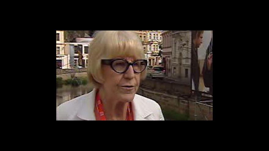 Video Eva Zaoralová hovoří o hostech festivalu