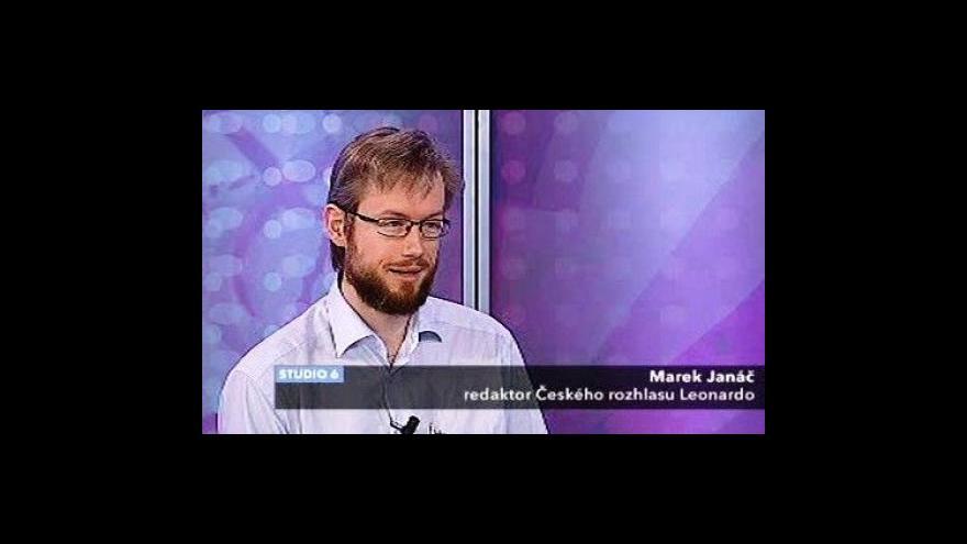 Video Rozhovor s Markem Janáčem