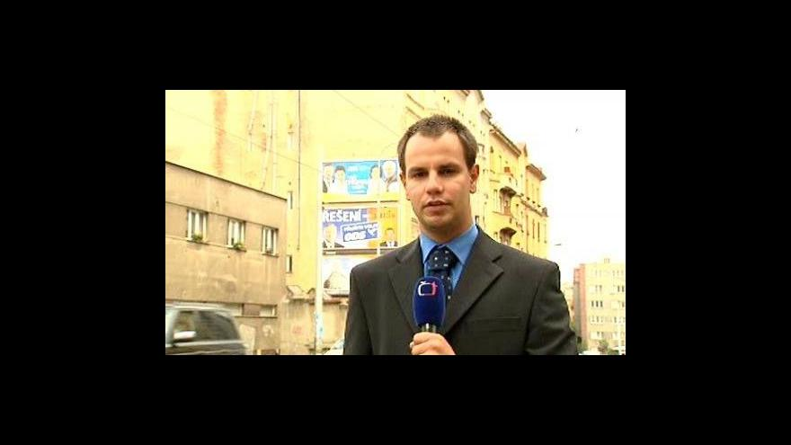 Video Reportáž Jana Šenkýře