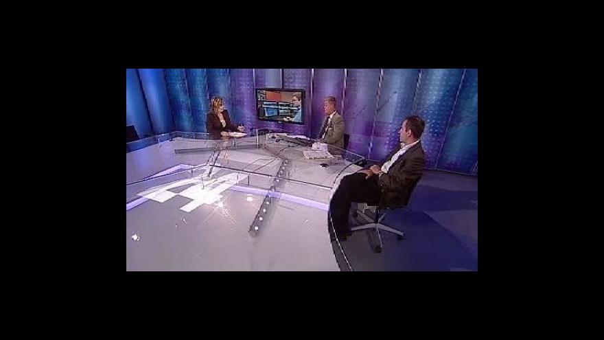 Video Rozhovor s Luďkem Niedermayerem a Miroslavem Zámečníkem