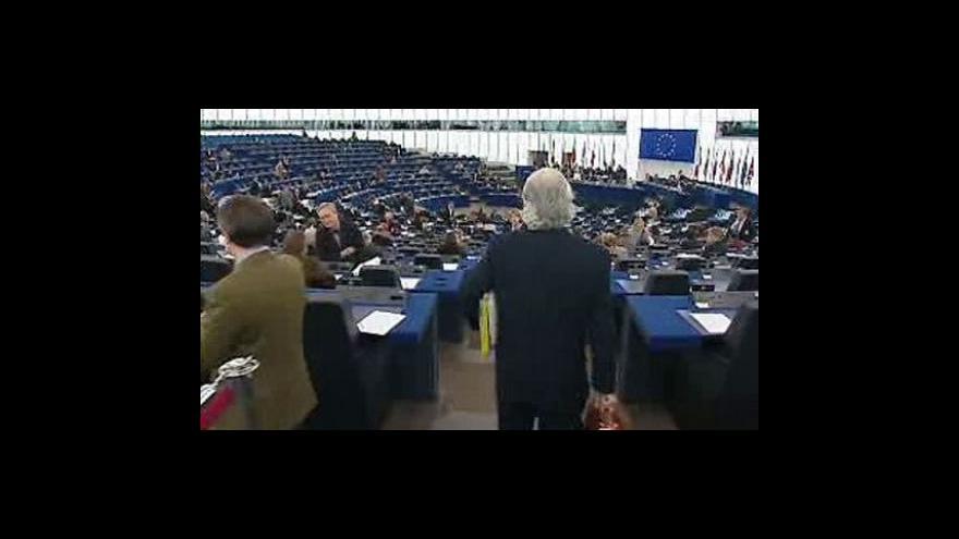 Video Evropa zvolila nový parlament