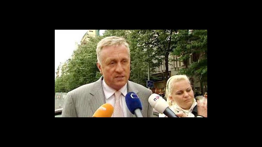 Video Rozhovor s Mirkem Topolánkem