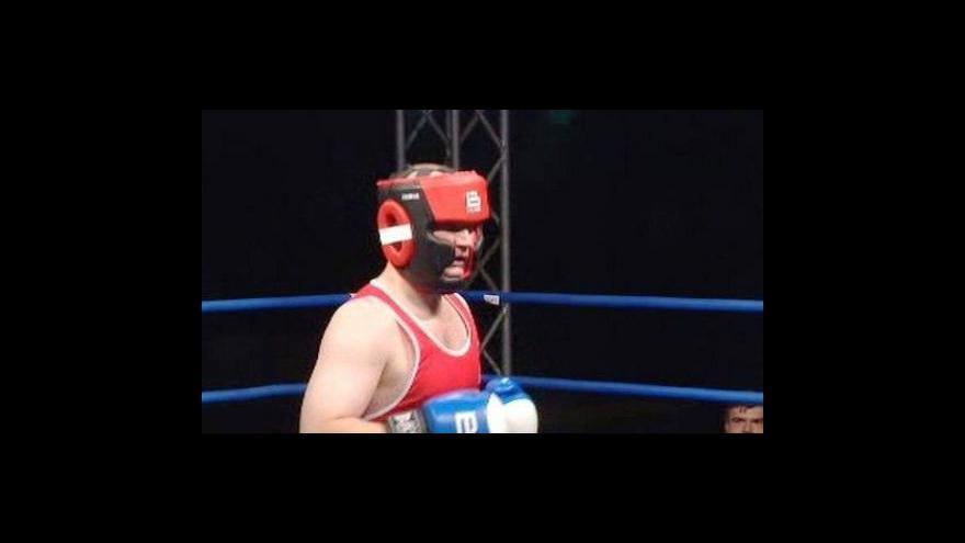 Video Galavečer boxu
