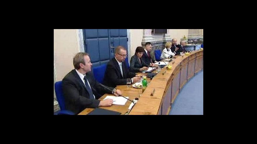 Video Sněmovna bude hlasovat o důvěře vládě