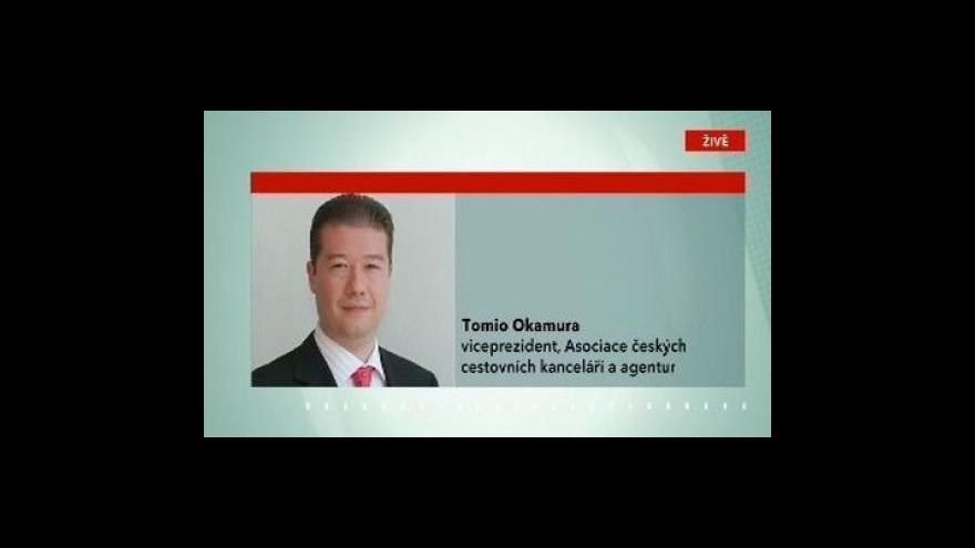 Video Rozhovor s Tomiem Okamurou